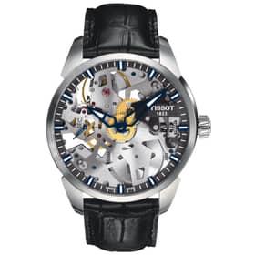 Orologio Tissot T-COMPLICATION SQUELETTE - T0704051641100