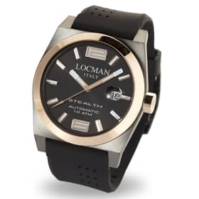 Locman Watches Stealth - 0205GRBKF5N0SIK