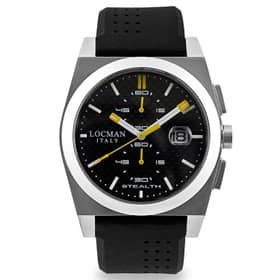 Locman Watches Stealth - 020200CBFYL1GOK