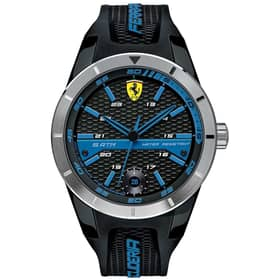 Ferrari Watches Red Rev T - 0830252