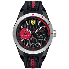 Orologio Ferrari Red Rev T - FER0830254