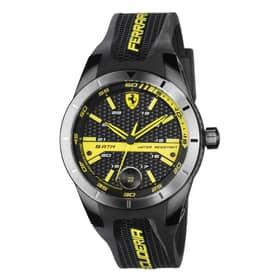 SCUDERIA FERRARI watch REDREV T - 0830277