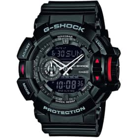 CASIO watch G-SHOCK - GA-400-1BER