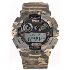 CASIO watch G-SHOCK - GD-120CM-5ER