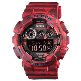 CASIO watch G-SHOCK - GD-120CM-4ER