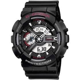 CASIO watch G-SHOCK - GA-110-1AER