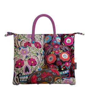 Handbag Gabs Skulls - Large