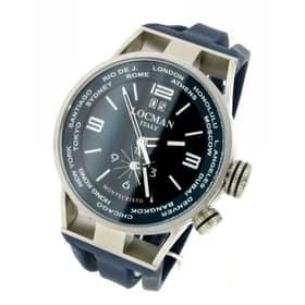 LOCMAN watch MONTECRISTO - 0508A02S-00BLWHSB