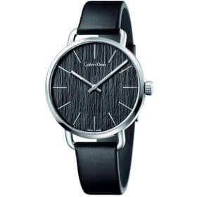 CALVIN KLEIN watch EVEN - K7B211C1