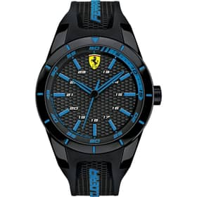 Ferrari Watches Red Rev - FER0830247