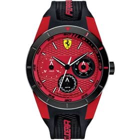 SCUDERIA FERRARI watch REDREV T - 0830255