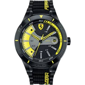 Ferrari Watches Red Rev Evo - FER0830266