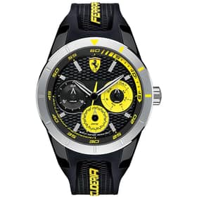 Orologio Ferrari Red Rev T - FER0830257