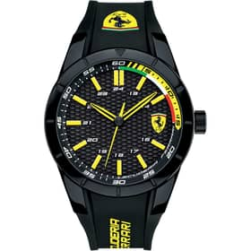 Ferrari Watches Red Rev - FER0830302