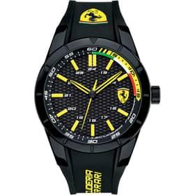 SCUDERIA FERRARI watch REDREV - 0830302