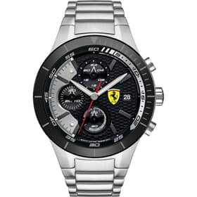 Ferrari Watches Red Rev Evo - FER0830263
