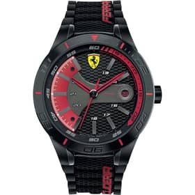 Ferrari Watches Red Rev Evo - FER0830265