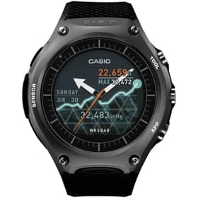 Smartwatch Casio Smart Outdoor Watch - WSD-F10BK