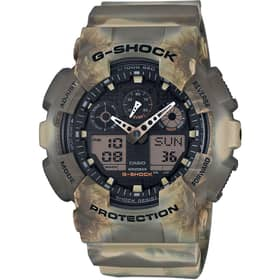 Casio Watches G-Shock - GA-100MM-5AER
