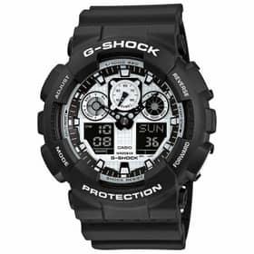 Orologio Casio G-Shock - GA-100BW-1AER