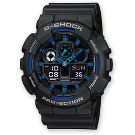 CASIO watch G-SHOCK - GA-100-1A2ER