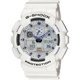 Casio Watches G-Shock - GA-100A-7AER