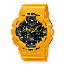 Casio Watches G-Shock - GA-100A-9AER