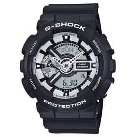 CASIO watch G-SHOCK - GA-110BW-1AER