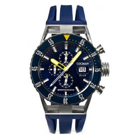 Locman Watches Montecristo - 051200BYBLNKSIB