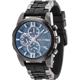 POLICE watch MATCHCORD - PL.14541JSB/02PA