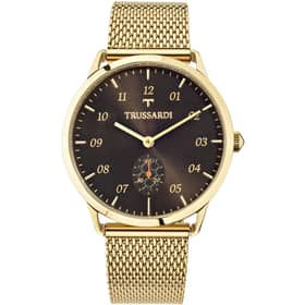TRUSSARDI watch T-WORLD - R2453116001