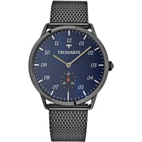TRUSSARDI watch T-WORLD - R2453116003