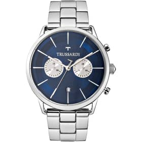 TRUSSARDI watch T-WORLD - R2473616003