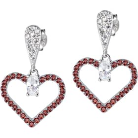 EARRINGS MORELLATO CUORI - SAIV03