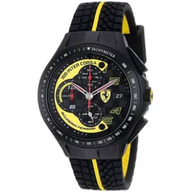 Orologio FERRARI RACE DAY - 0830078