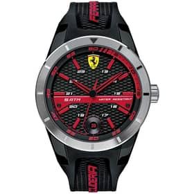 SCUDERIA FERRARI watch REDREV T - 0830253
