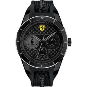 SCUDERIA FERRARI watch REDREV T - 0830259