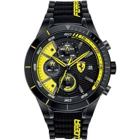 watch FERRARI REDREV EVO - FER0830261