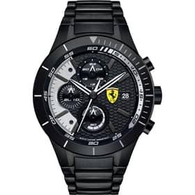 SCUDERIA FERRARI watch REDREV EVO - 0830267