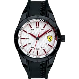 SCUDERIA FERRARI watch REDREV - 0830300