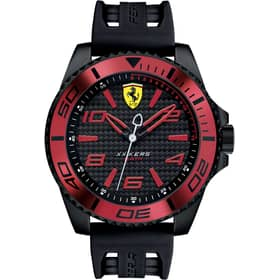 SCUDERIA FERRARI watch XXKERS - 0830306