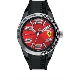 watch FERRARI REDREV T - FER0830335