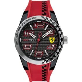 watch FERRARI REDREV T - FER0830338