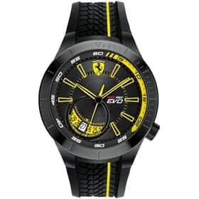 SCUDERIA FERRARI watch REDREV EVO - 0830340