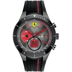 FERRARI watch REDREV EVO - 0830341