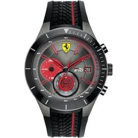 SCUDERIA FERRARI watch REDREV EVO - 0830341
