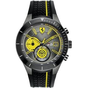 SCUDERIA FERRARI watch REDREV EVO - 0830342