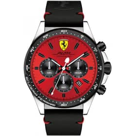 FERRARI watch PILOTA - 0830387