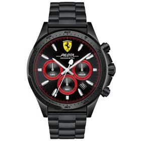 FERRARI watch PILOTA - 0830390