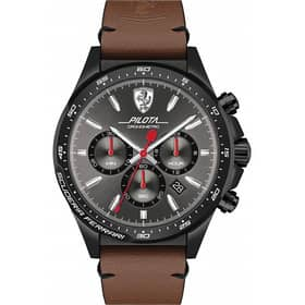 FERRARI watch PILOTA - 0830392